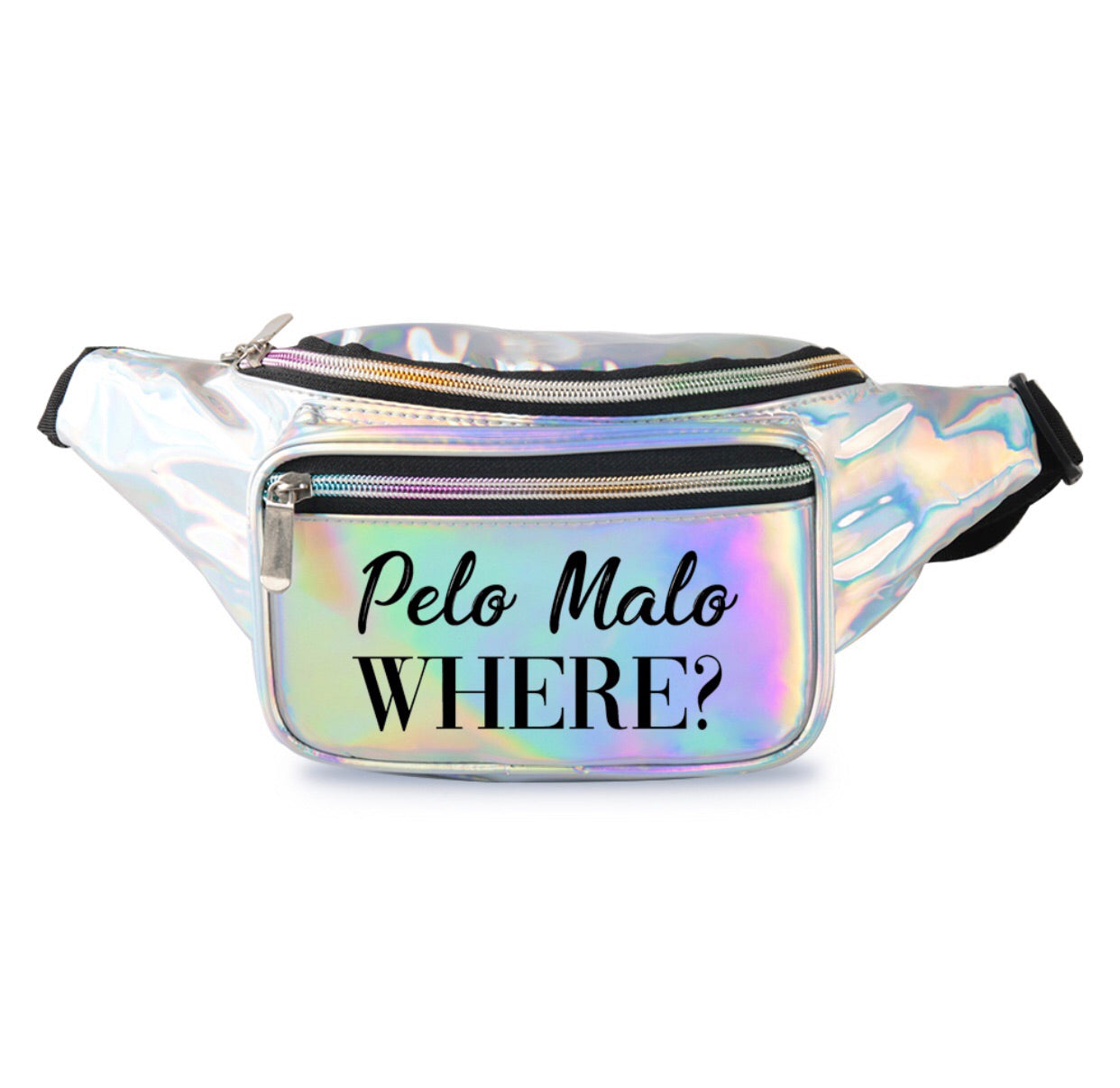"""Pelo Malo Where"" Fanny Pack"