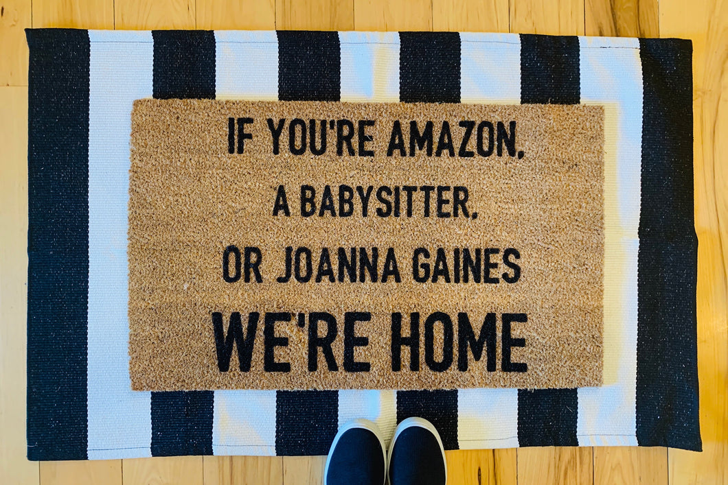 If your not Amazon/Joanna Gaines