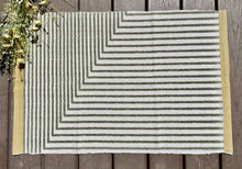 Load image into Gallery viewer, Olive green stripe - 24x36