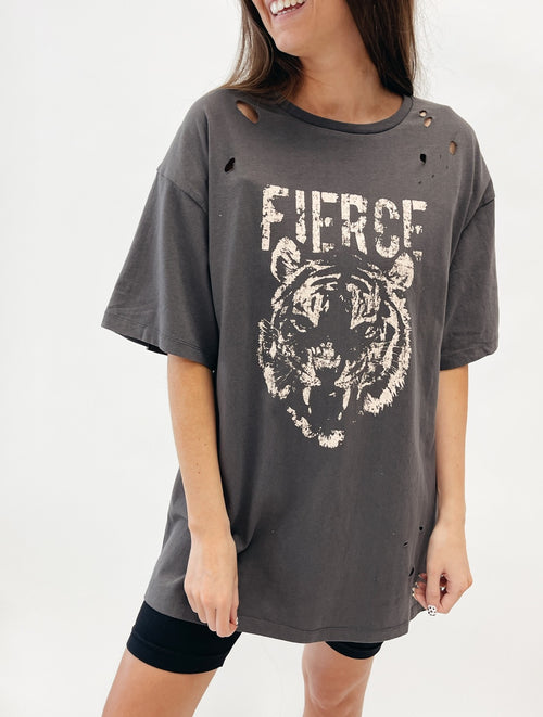 Fierce Graphic Tee
