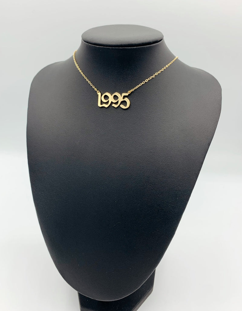 The Year Necklace