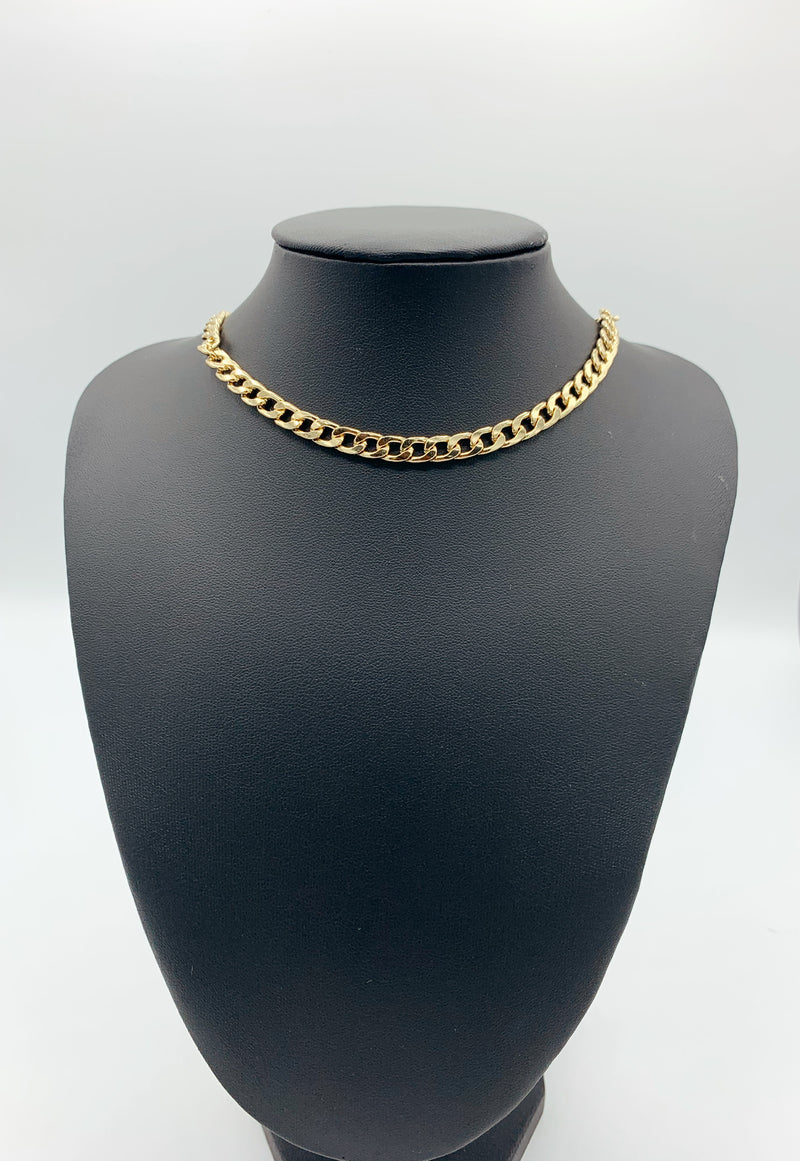 The Harris Chain Necklace