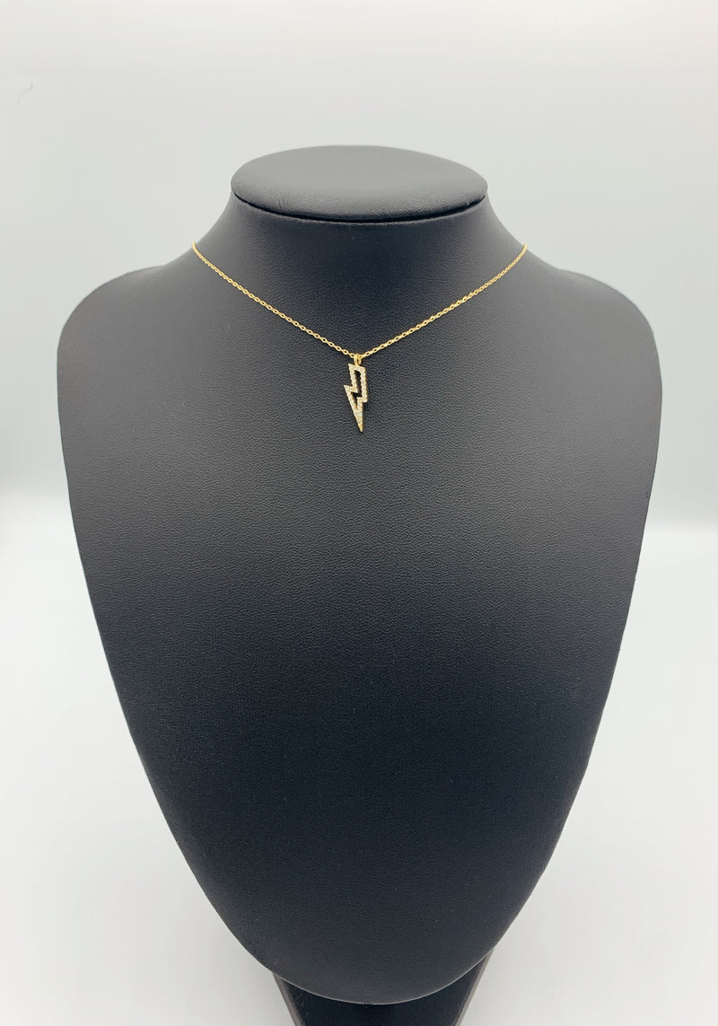 The Lively Bolt Necklace