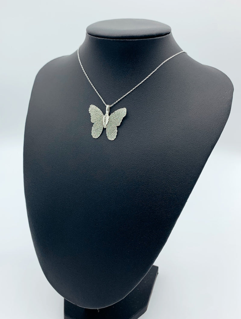 The Fiona Butterfly Necklace