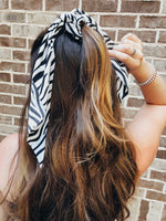 Hair-Scarf - Exotic Prints
