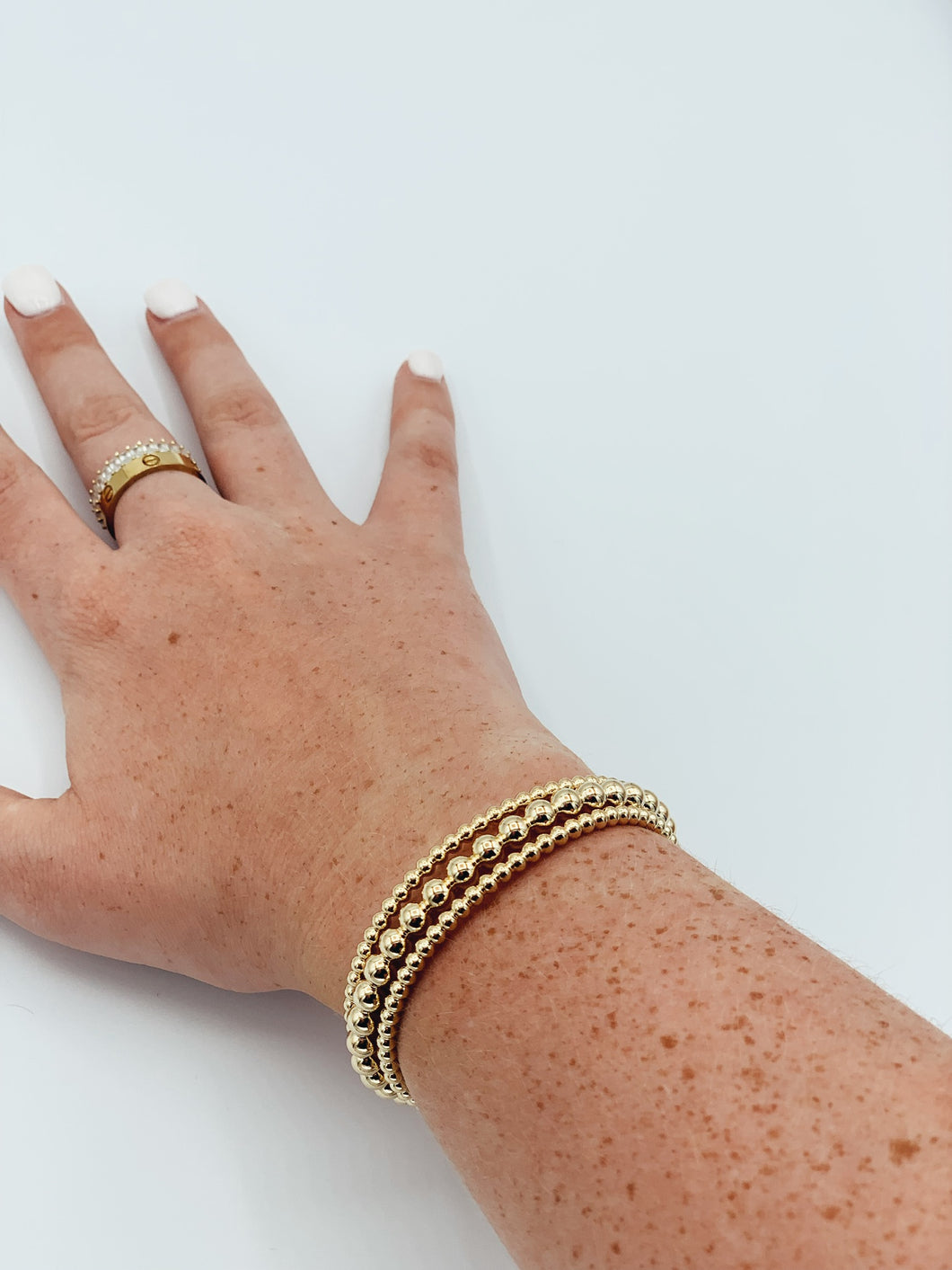 Gold Layer Cuff- 5mm