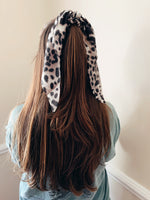 Cheetah Hair Scarfs