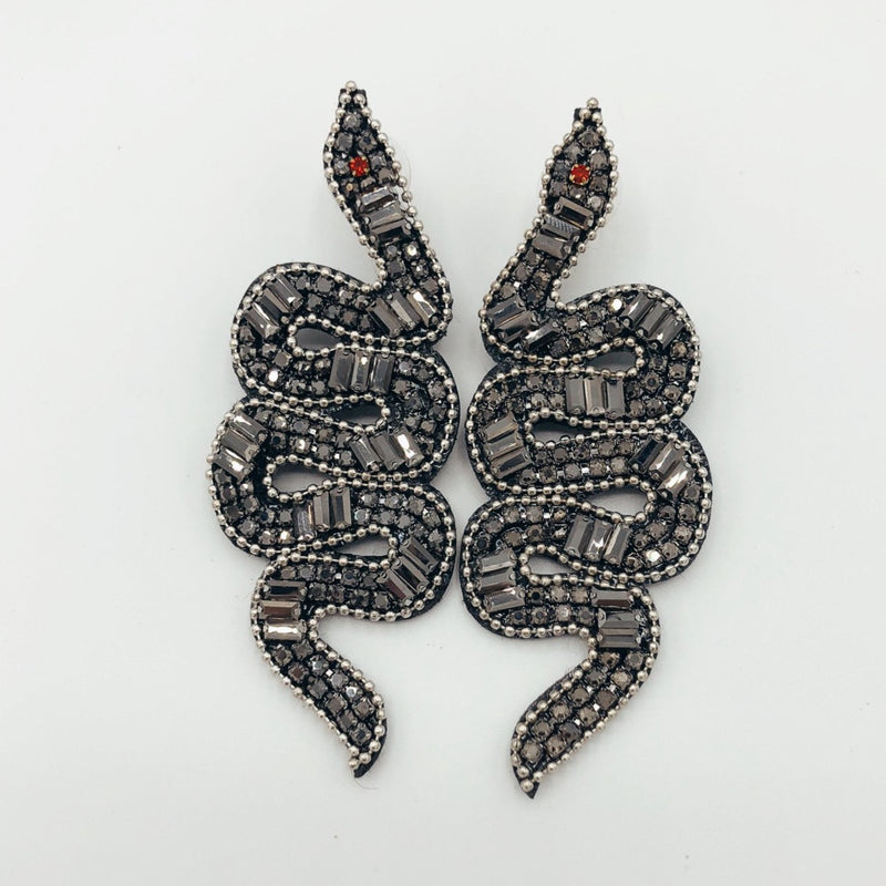 Embellished Snakes- Medium