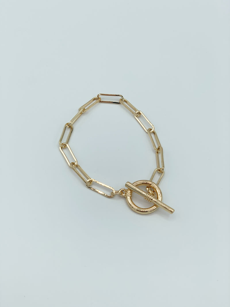 The Link Chain Bracelet