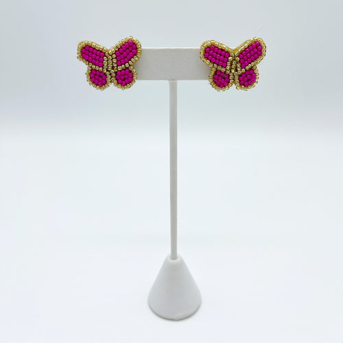 The Lenore Butterfly Earring