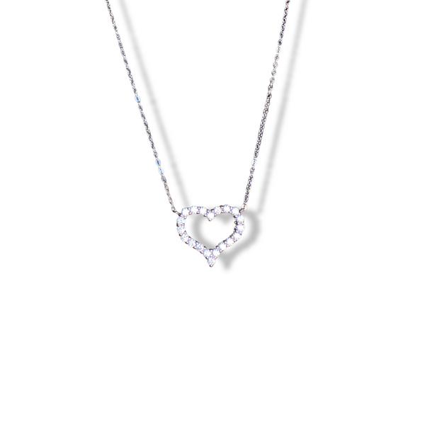 .925 Heart Necklace