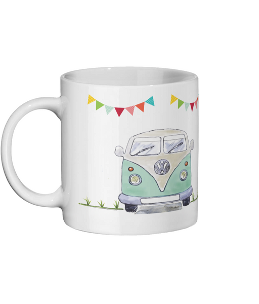 Campervan Ceramic Mug