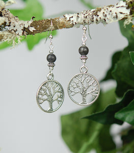 Celtic Tree of Life with Kilkenny Marble