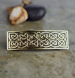 Celtic Knot Hair Barrette