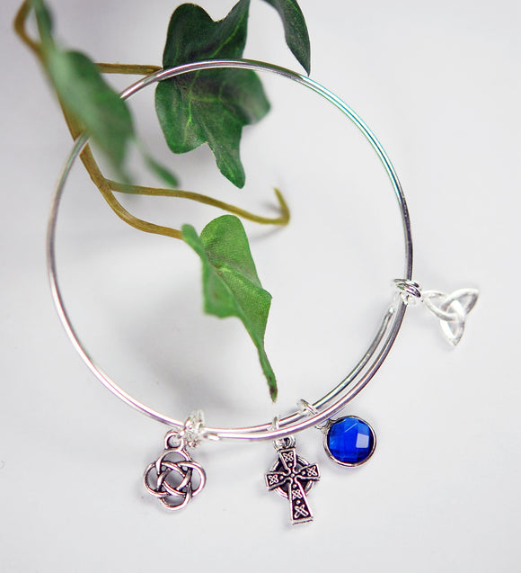 Girl's Celtic Cross Bracelet