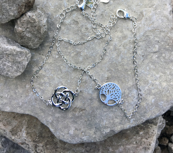 Adjustable Celtic Bracelet