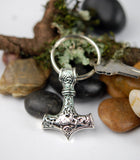 Thor's Hammer Key Ring