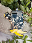 """Ninth Doctor"" Enamel Pin"