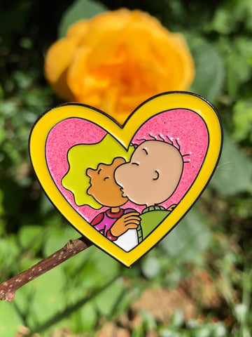"""Doug & Patti"" Enamel Pin"