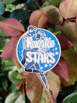 """Rewrite the Stars"" Enamel Pin"