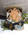 """Face of Boe"" Enamel Pin"