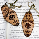 Borgin and Burkes Keychain