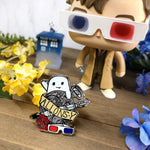 """Tenth Doctor"" Enamel Pin"