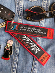 """Strelizia"" Franxx Flight Tag"