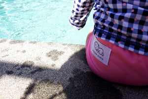 Reusable Swim Nappies and how to use them
