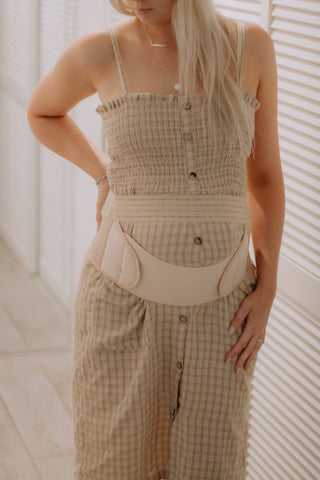 Pregnancy Support Belly Belt - Bubba Bump