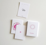 Baby - Toddler Educational Flash Cards - Sadie Collection