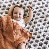 Earth Bamboo Muslin Wrap - Bubba Bump