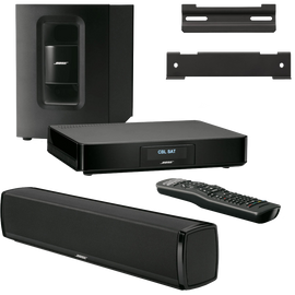 Bose Cinemate 120 Home Theater System & Wb 120 Wall Mount Kit Bundle