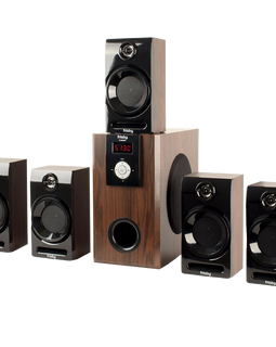 Frisby Fs 5060bt 5.1 Surround Sound Home Theater Speakers System