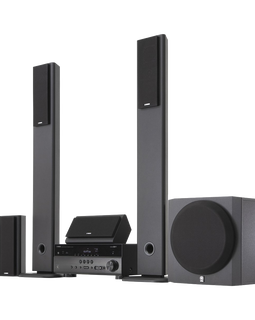 Yamaha Yht 897 5.1 Channel Network Home Theater System