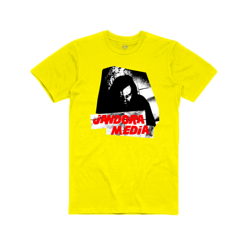 JACK T-SHIRT - YELLOW