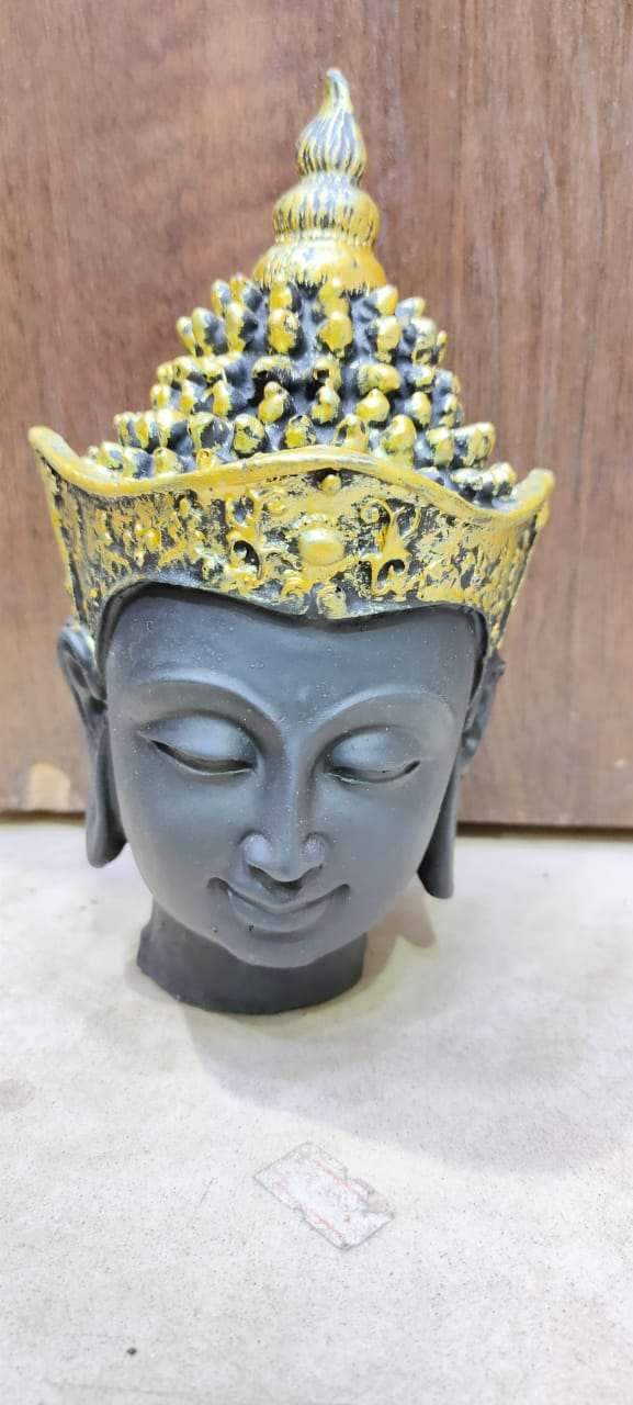 Buddha Statue Showpiece ( Samadhi Buddha)  Table Home Decor