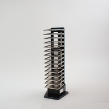 Load image into Gallery viewer, Hotel Rack, 15 Capacity, Side Grip: Portrait