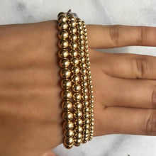 Load image into Gallery viewer, Gold Filled Ball Bracelet