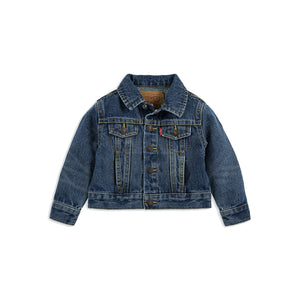 Lettered Levi's Jacket - Baby & Toddler