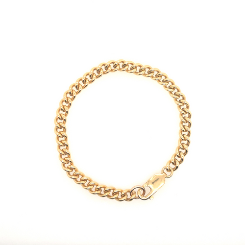 Thick Cable Chain Bracelet