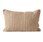 Walter G Amulet Spice Linen Cushion