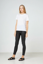 Elka Collective EC Linen Crew Neck Tee 2.0 (White)