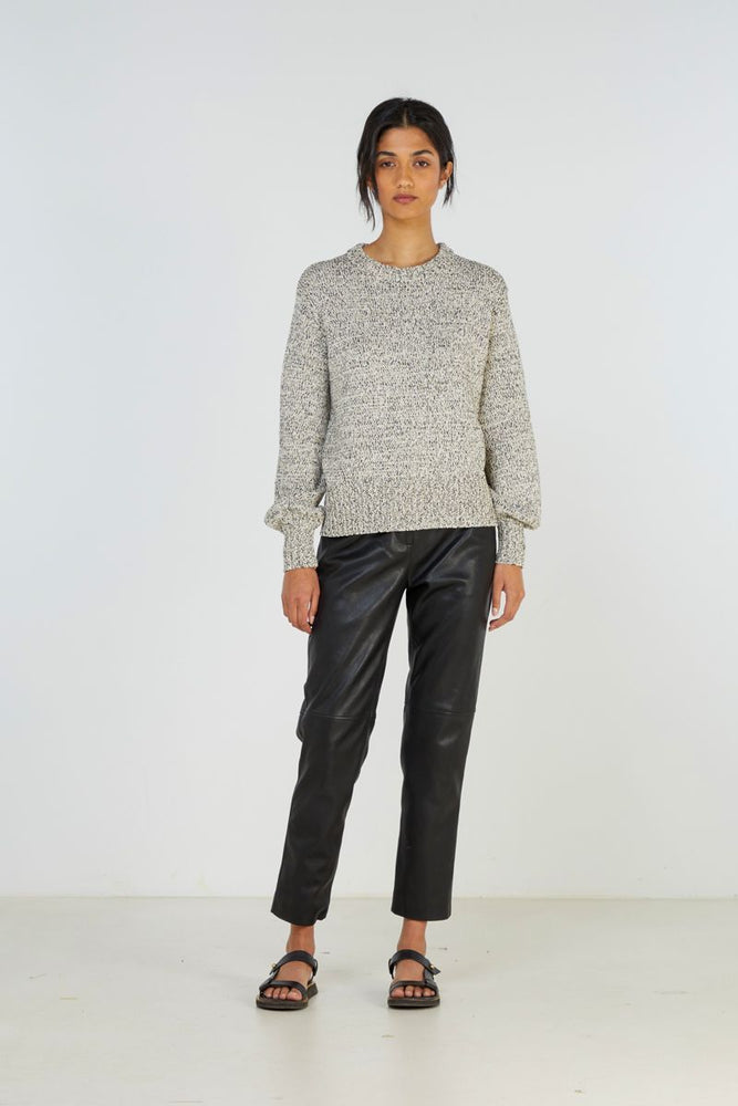 Elka Collective Equal Knit - Brown Marle