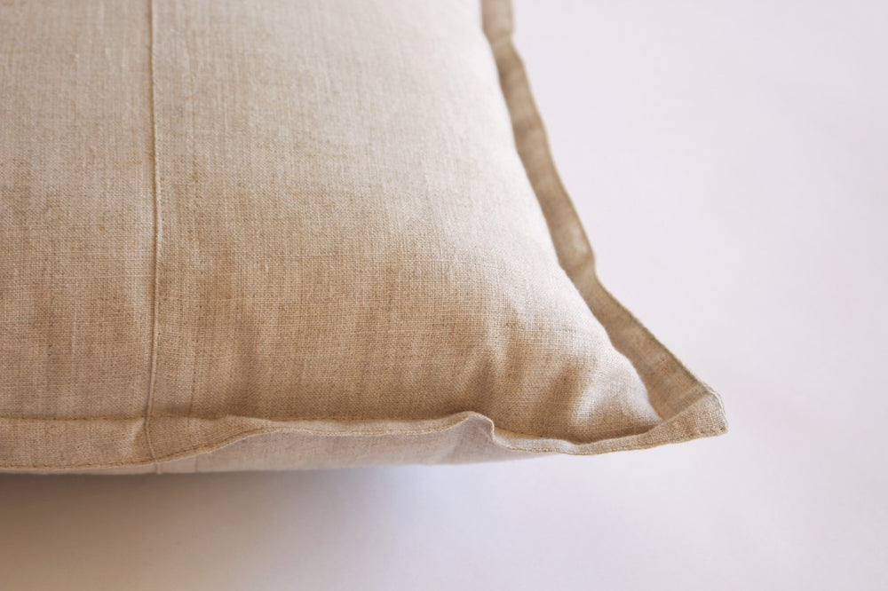 H.A.K Pure Linen Cushion (Natural)