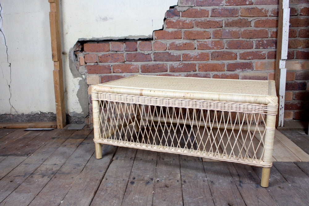Hayman Rattan Coffee Table