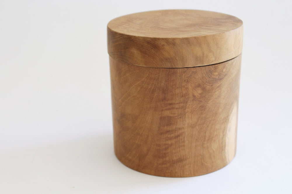 Imba Wooden Canister