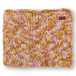 Kip & Co Honey Rhubard Chunky Knit Blanket