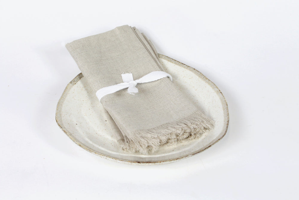 Fraya Linen Napkins (set of 4)