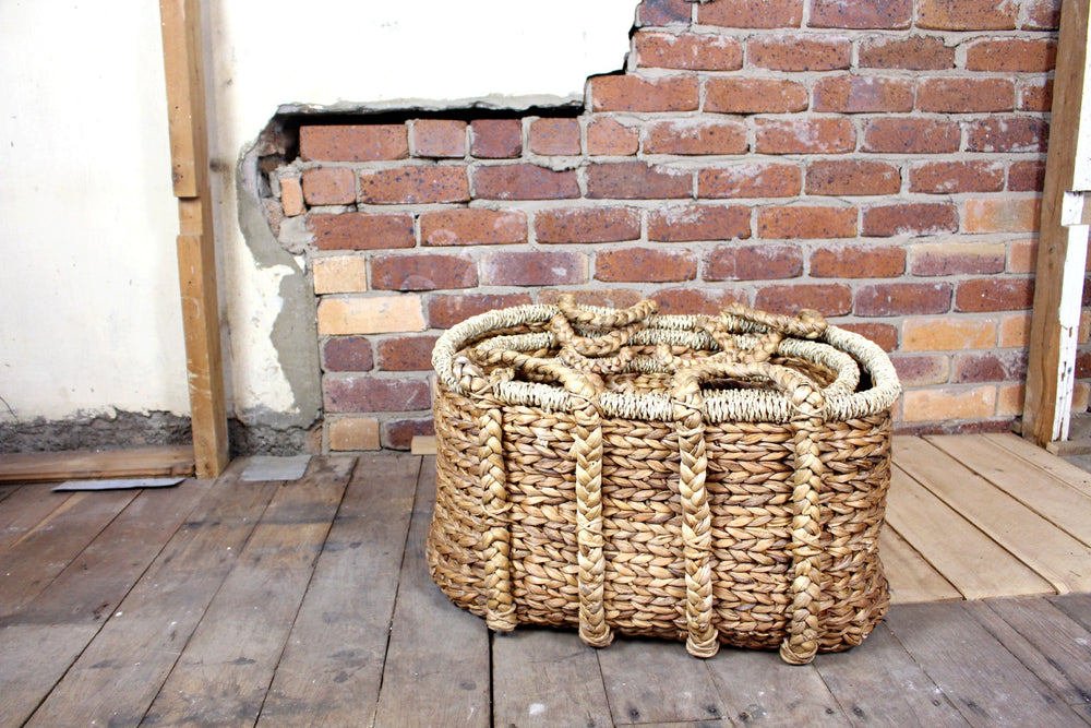 Recky Bungalow Basket